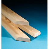 Bullnosed Architrave Set Mitred - 15 x 44