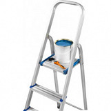 Aluminium Stepladder - 6 Step