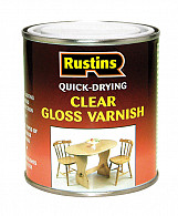 Acrylic Varnish 250ml - Clear Gloss
