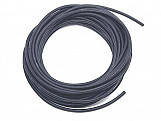 1445F Black Rubber Hose - 1 Metre