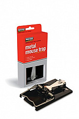 Easy Setting Metal Mouse Trap (Boxed)
