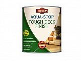 Aqua-Stop / Advanced Protection Tough Decking Finish Medium Oak 5 Litre