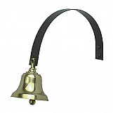62503 Shop Bell Brass