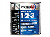 123 Bulls Eye Primer / Sealer Paint 1 Litre