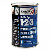 123 Bulls Eye Primer / Sealer Paint 500ml