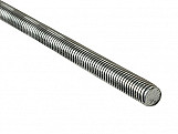 Threaded Rod Stainless Steel M6 x 1m Single