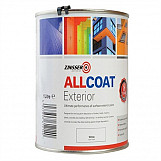 ALLCOAT? Exterior White Primer / Finish 1 Litre