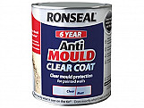 6 Year Anti Mould Clear Coat Matt 2.5 Litre