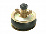 1960 Drain Test Plug 4in - Plastic Cap