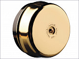 1200 Wired Underdome Bell Brass