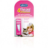 4fleas Protector for Cats & Kittens - Spot-on Treatment