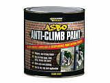 Asbo Anti-Climb Paint Black 1 Litre