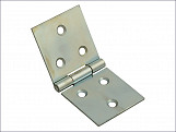 Backflap Hinge Zinc Plated 40mm (1.5in) Pack of 2