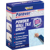 Forever White Powder Wall Tile Grout 1.2kg - Artic White