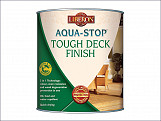Aqua-Stop / Advanced Protection Tough Decking Finish Burmese Teak 2.5 Litre