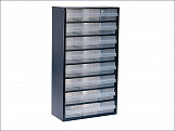 1224-02 Metal Cabinet 24 Drawer