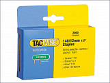140 Heavy-Duty Staples 12mm (Type T50, G) Pack 2000