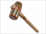 8050 Cylindrical Hardwood Mallet 48mm 330g