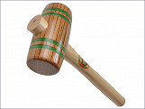 8060 Cylindrical Hardwood Mallet 58mm 525g