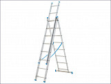 Combination Ladder 3-Part 3 x 8 Rungs