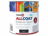 ALLCOAT? Exterior Black Primer / Finish 2.5 Litre