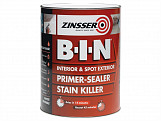 B.I.N Primer / Sealer Stain Killer Paint 500ml