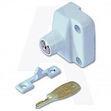 ERA 904-12 Snaplock For Metal Windows White Cut Key