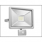 Byron BYRSL1DOB50 Ultra Slim Integrated LED Floodlight With Sensor 50 Watt 3500 Lumen
