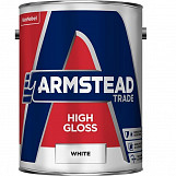 Armstead Trade High Gloss 5L White