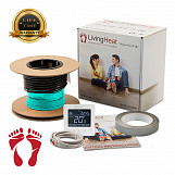 Living Heat Electric Underfloor Heating In Screed Heating Cable In Screed-0.75 - 1.25-White i8 Wifi Thermostat