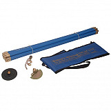 Bailey 5430 Brush Set 30ft Drain Rods
