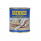 Brummer BRUYMDM Yellow Label Interior Stopping Medium Dark Mahogany