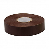 Fixman 187738 Insulation Tape 19mm X 33m Brown