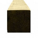 C24 Graded Timber Treated 2x2 Quality Construction Grade Kiln Dried 1.2m Pack of 1