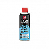 3-IN-ONE 44620/03 White Lithium Spray Grease 400ml