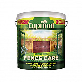 Cuprinol 5194068 Less Mess Fence Care Autumn Red 6 Litre