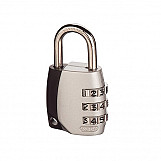 ABUS 15530C 155/30 30mm Combination Padlock ( 3 Digit) Carded
