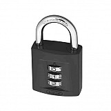 ABUS 15840C 158/40 40mm Combination Padlock ( 3 Digit) Die Cast Body Carded
