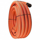 Cable Ducting  Orange Street Lighting 110mm x 50m