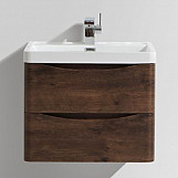 Eastgate Chesnut Wall Mounted Cabinet and Basin