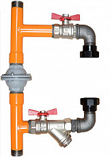 Calido Boiler Protection Pump Bypass System with Differential Valve 1'' Standard Variant