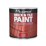 Blackfriar BF0160001E1 Brick & Tile Paint Matt Red 500ml