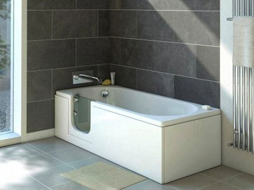 Bathe Easy Cascade Walk-in Baths 1700mm L x 700mm W