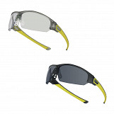 Delta Plus ASO Polycarbonate Lens Safety Spectacles / Glasses - Smoke