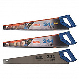 Bahco 244-22-2P-244PC 244 X 2 Hardpoint Handsaw 550mm 22in + 1 X 244/22 Fine Cut