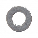 Forge 100WASH3 Flat Washer Form B ZP M3 Bag Of 100