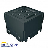 Smartdrain Junction Unit Black