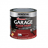 Ronseal 35761 Diamond Hard Garage Floor Paint Slate 2.5 Litre