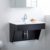 Access 75 Unit and Basin - Black