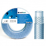 High quality reinforced polyvinyl chloride compressed air multipurpose hose pipe cellfast 50m 25,0x4,5mm